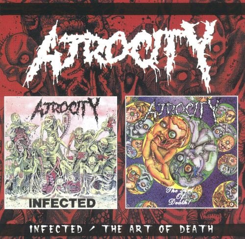 Infected/The Art of Death