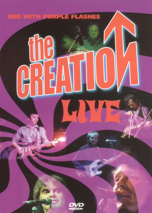 Red with Purple Flashes: The Creation Live [Video]