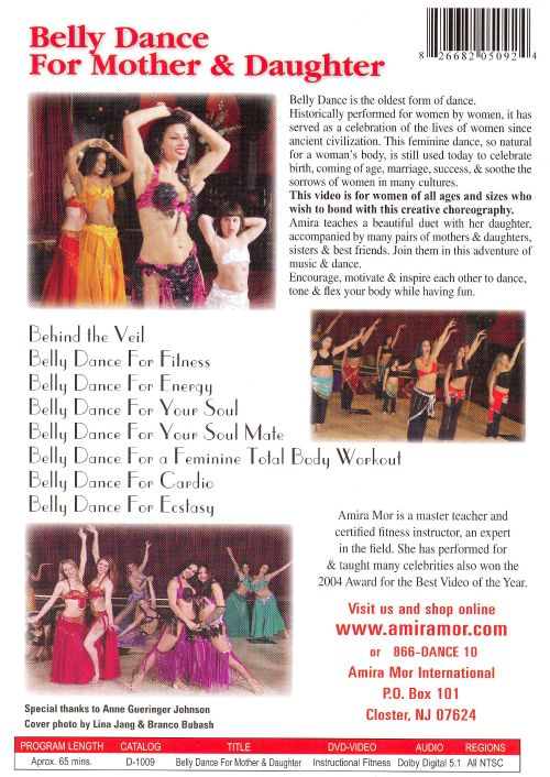 Belly Dance Your Way to Feminine Today Body Workout
