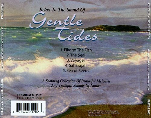 Relax to the Sound of Gentle Tides