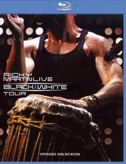 Live: Black And White Tour [DVD]