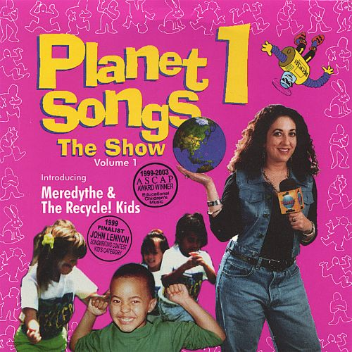 Planet 1 Songs: The Show, Vol. 1