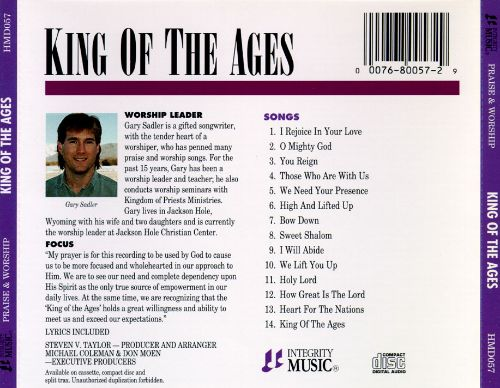 King of the Ages