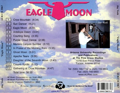Eagle Moon: Songs on the Native American Flute