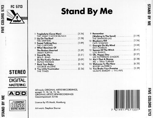Stand by Me [Drive]