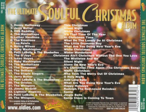 The Ultimate Soulful Christmas Album - Various Artists | Songs ...