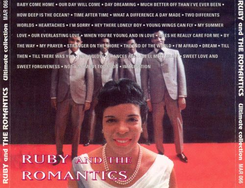 The Ultimate Collection of Ruby and the Romantics