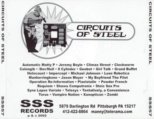 Circuits of Steel