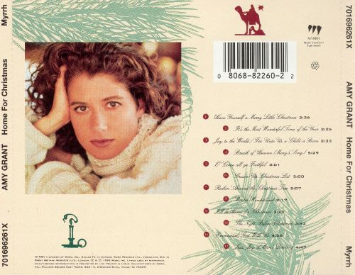 home for christmas home for christmas - Amy Grant Home For Christmas