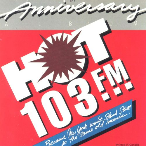 Hot 103/Power 106: Hot Power Mixes '87