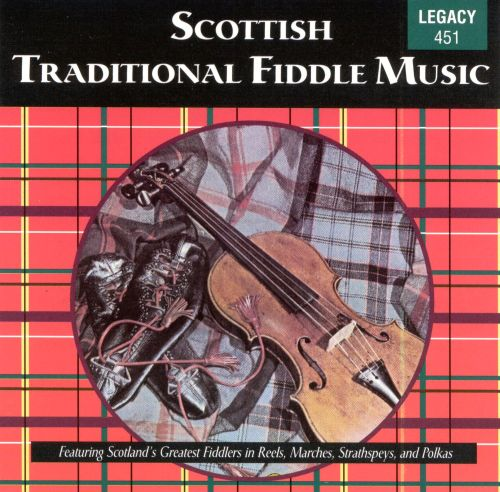 Scottish Traditional Fiddle