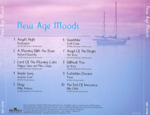 New Age Moods [BMG Special Products]