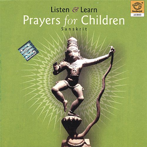 Listen and Learn-Prayers for Kids