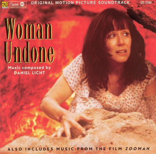 Woman Undone / Zooman [Original Motion Picture Soundtracks]