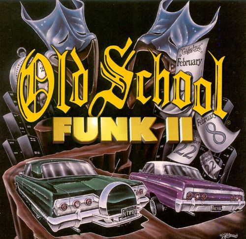 Old School Funk, Vol. 2