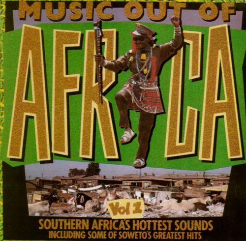 Music out of Africa, Vol. 1