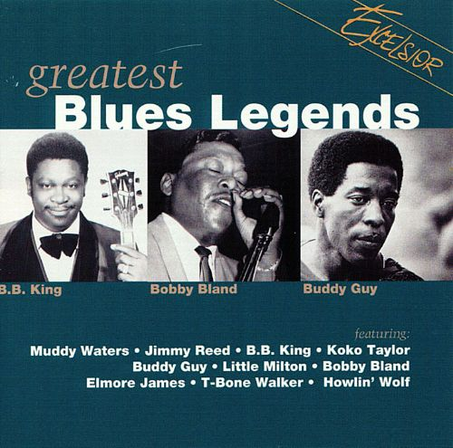Greatest Blues Legends