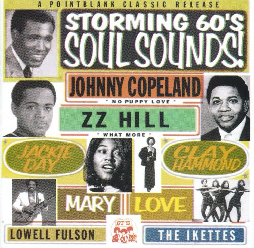 Storming 60's Soul Sounds!