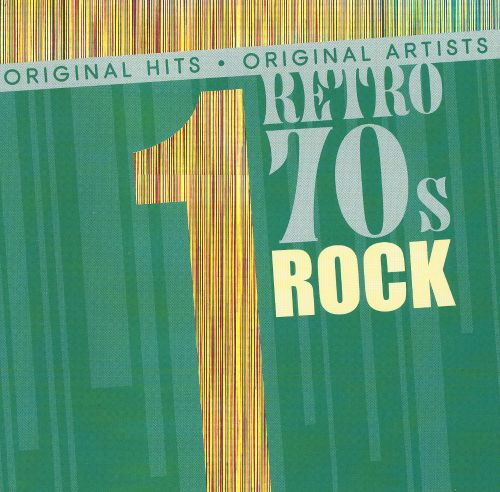 #1 Hits: Retro 70s Rock