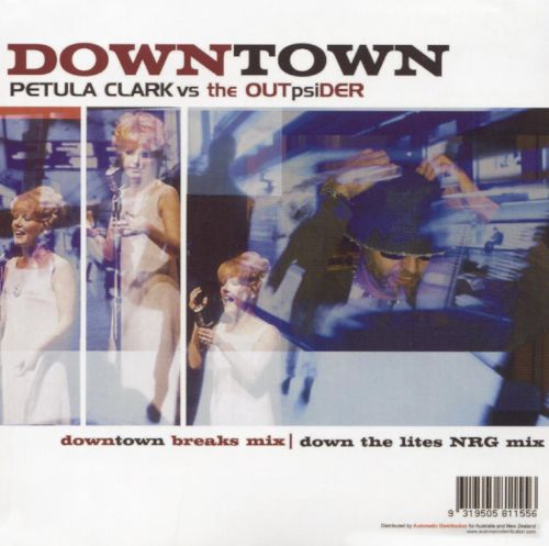 Downtown [Welbeck Single]