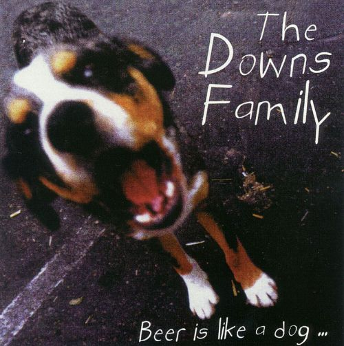 Beer Is Like a Dog; It Knows When You're Scared