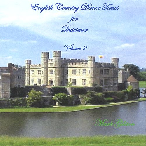 English Country Dance Tunes for Dulcimer, Vol. 2