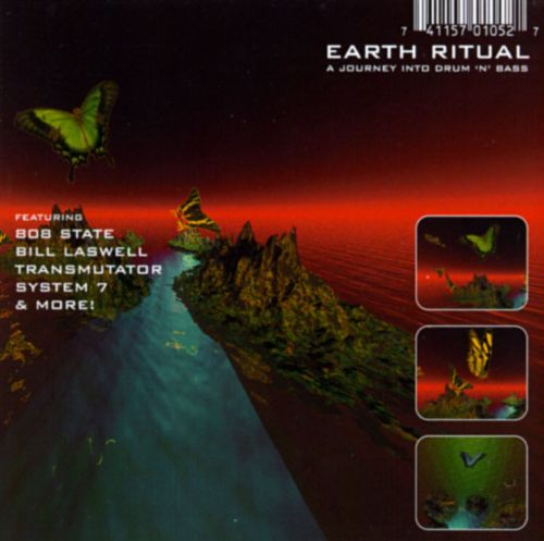Earth Ritual: A Journey into Drum 'N' Bass
