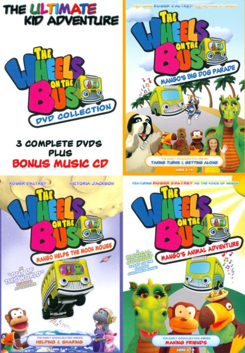 The Ultimate Kid Adventure The Wheels On The Bus