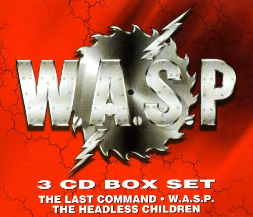 The Last Command/W.A.S.P./The Headless Children