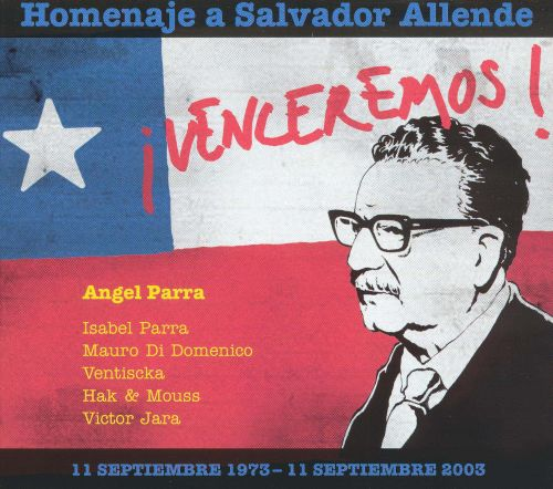 Tribute to Salvador Allende