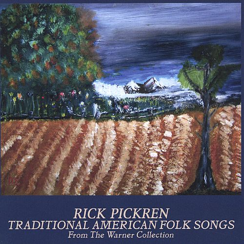 Traditional American Folk Songs from the Warner Collection