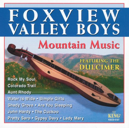Mountain Music Featuring the Dulcimer