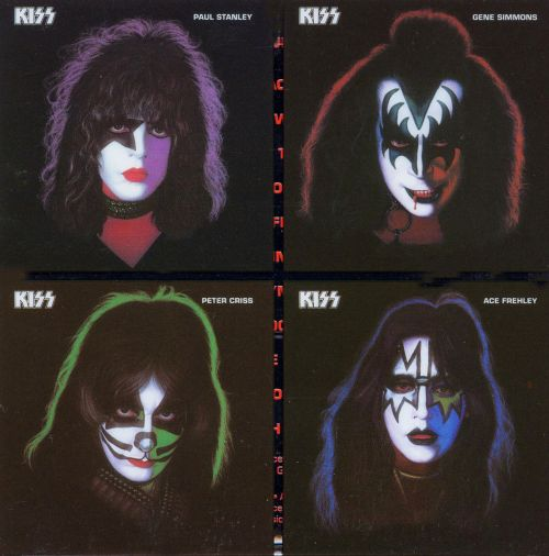 Ace, Gene, Peter and Paul (Solos Box Set)