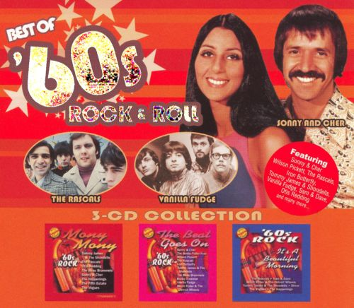Best of the 60s Rock and Roll [Madacy]