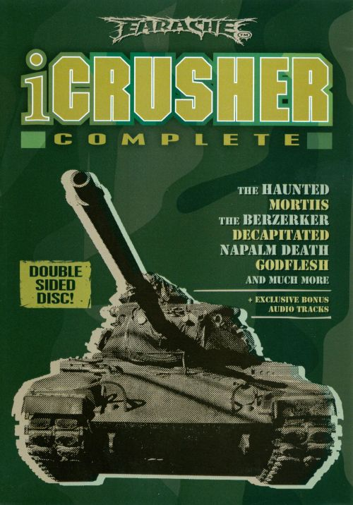 ICrusher Complete [DVD]