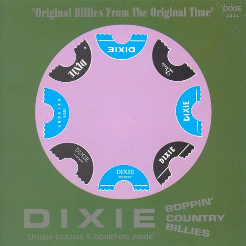 Dixie Boppin' Country Billies, Vol. 2