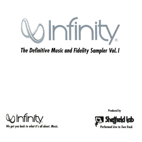 The Infinity Definitive Music and Fidelity Sampler, Vol. 1
