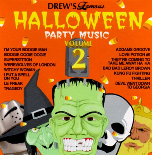 Halloween Party Music, Vol. 2