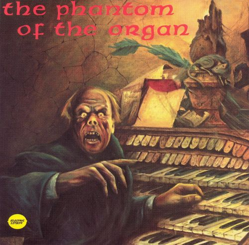 Vampyre of the Harpsichord/Phantom of the Organ