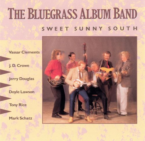 The Bluegrass Album, Vol. 5: Sweet Sunny South