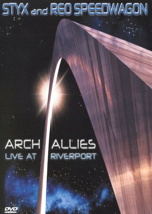 Arch Allies: Live at Riverport [Video/DVD]