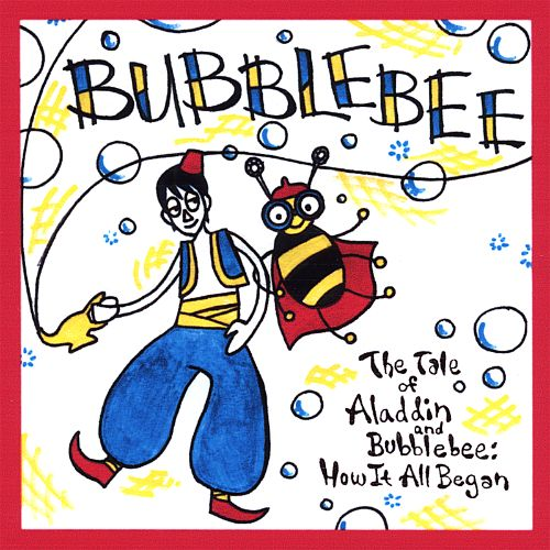 The Tale of Aladdin and Bubblebee: How It All Began