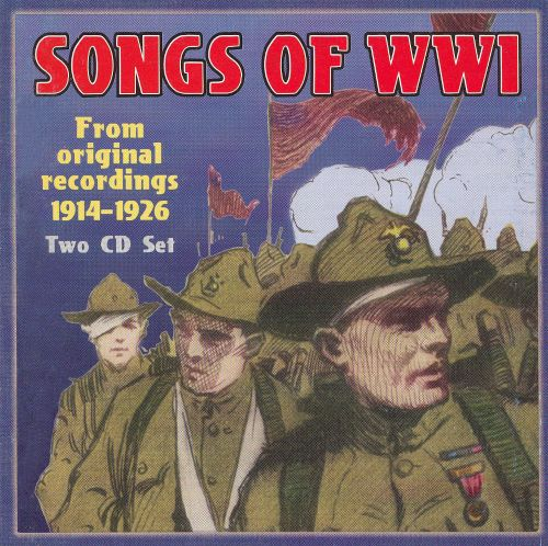 First world war songs lyrics