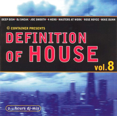 Definition of House, Vol. 8