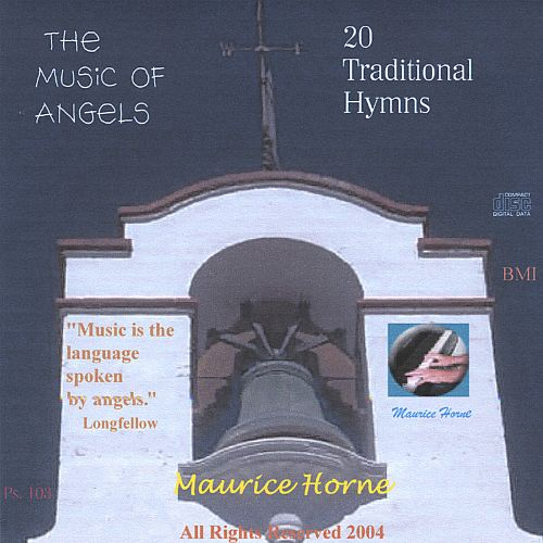 The Music of Angels:  20 Traditional Hymns