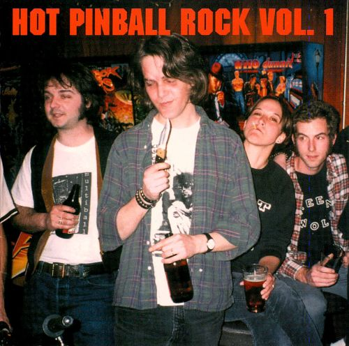Hot Pinball Rock, Vol. 1