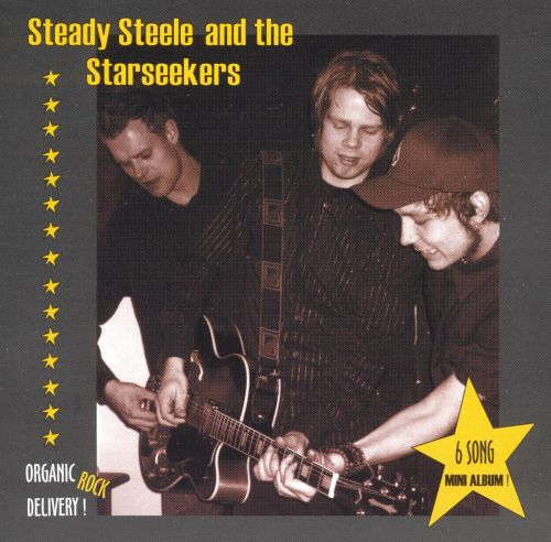 Steady Steele & the Starseekers
