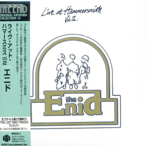 Live in Hammersmith, Vol. 2