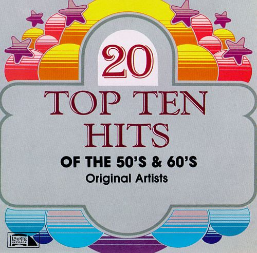 Top Ten Hits Of The 60s