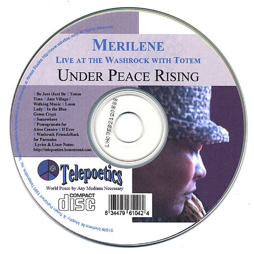 Under Peace Rising: Live at the Washrock With Totem